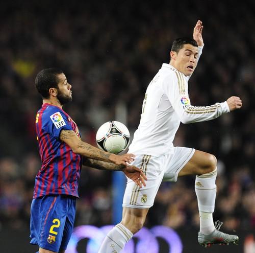 TR 1112: Barcelona-Real Madrid