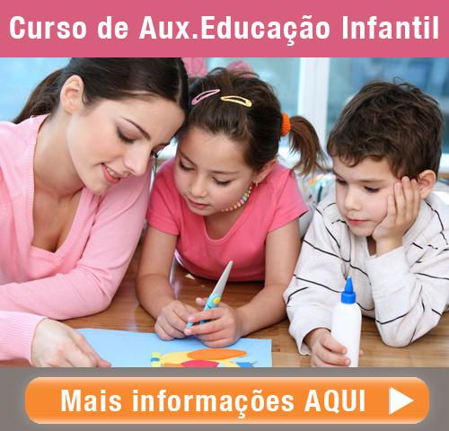 Auxiliar de educa o cursos e forma o a dist ncia for Auxiliar de jardin de infancia a distancia