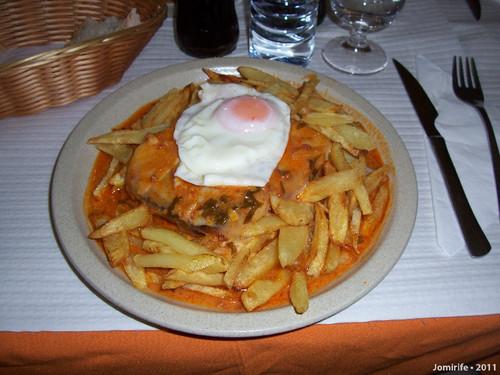 Restaurante - Francesinha em Sintra