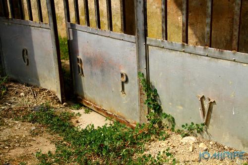 Campo de futebol de Verride (3) Portão