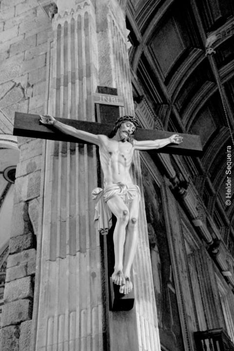 Cristo Crucificado - Foto HS  - hs.jpg