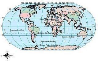 Novamente Geografando