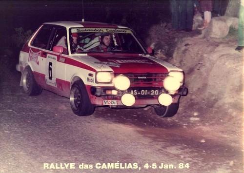 Jorge Ortigão, ao volante...