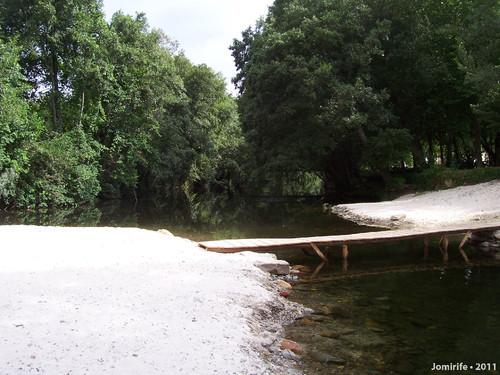 Vila de Góis - Praia fluvial e rio