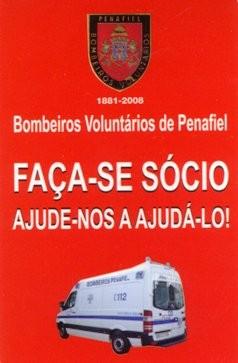 Campanha de Incentivo ao Associado nos Bombeiros