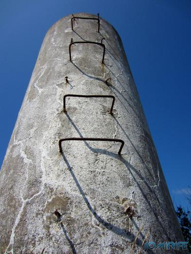 Vértice Geodésico BANDEIRA 261,98 BOLEMBREANO na Figueira da Foz, Serra da Boa Viagem (5) [en] Geodesic Vertex BANDEIRA 261.98 BOLEMBREANO in Portugal, Figueira da Foz, Boa Viagem Mountain