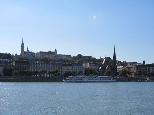 Igreja Matias e Bastião dos Pescadores - Budapeste