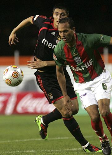 16ª J: Marítimo 0-5 Benfica