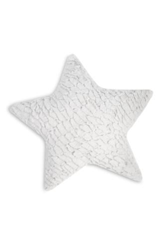kimball-5117801-furry cushion star grey, grade mis