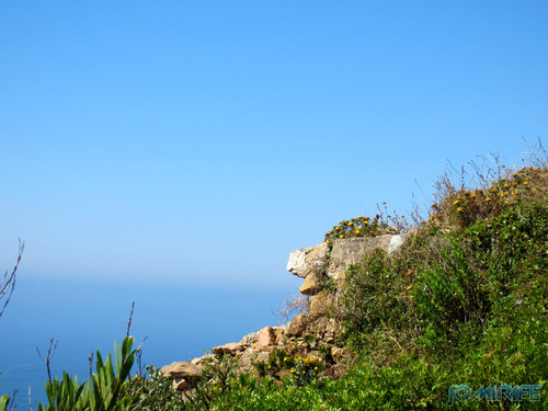 Miradouro Oeste da Serra da Boa Viagem na Figueira da Foz - Ponta [en] Viwepoint west of Boa Viagem Mountain in Figueira da Foz, Portugal