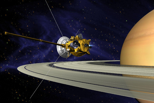 Nave espacial Cassini