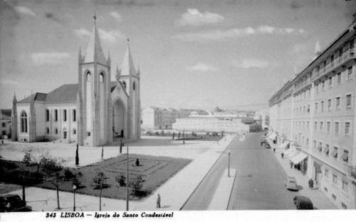 Igreja do Santo Condestável - 1954.jpg