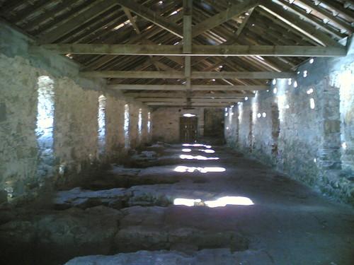 Moinho das Doze Pedras - Casa por dentro
