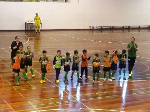 Esc. Viveiro - Pampilhosense 3ªJ benjamins futsal