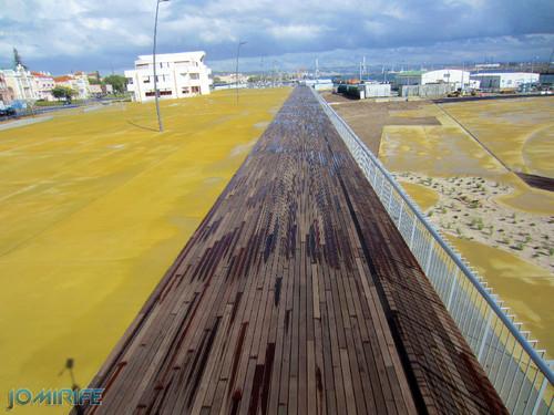 Novo espaço aberto e calçadão na zona ribeirinha da Figueira da Foz [en] New open space and waterfront in Figueira da Foz