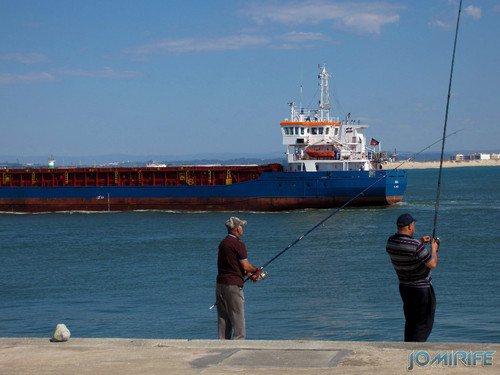 Pescando navios na Figueira da Foz (2) [EN] Fishing ships in Figueira da Foz