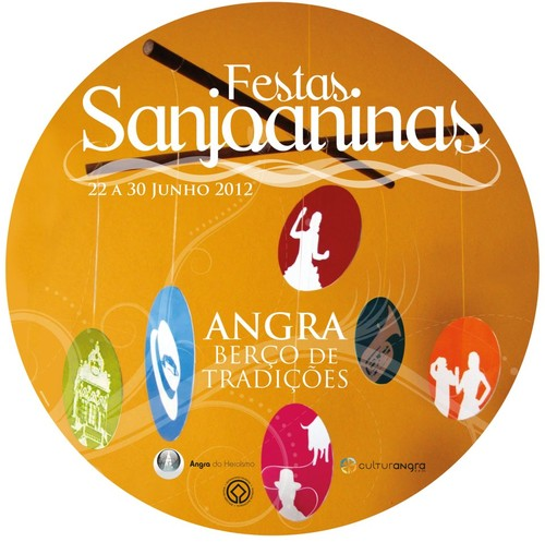 Começam hoje as Sanjoaninas 2012...
