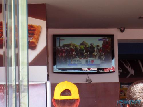 Volta a Portugal em Bicicleta na Figueira da Foz - Em directo na televisão [en] Bicycle Tour of Portugal in Figueira da Foz, Portugal