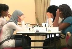 SELECÇÃO moçambicana estreou-se com algum brilho na modalidade de xadrez