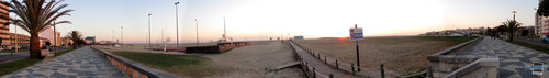 Panorâmica: Buarcos/Campos de jogos/Praia