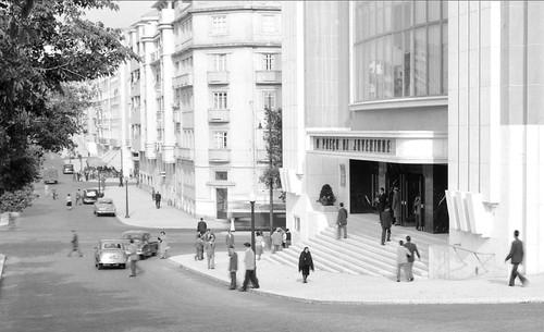 Cinema Império, Lisboa (H.Novais, 1952)