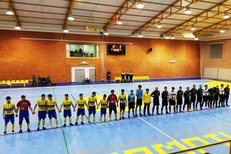 Pampilhosense - São João Sub23 13ªJ futsal DH 2