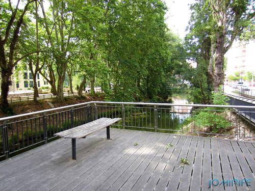 Jardim do Polis Leiria (Este) - Plataforma (2) [en] Polis Garden of Leiria, Portugal