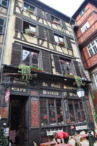 Rue du marroquin estrasburgo fran a hoje conhecemos for Sopas francesas famosas