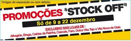 Stock Off | STAPLES | até 22 dezembro