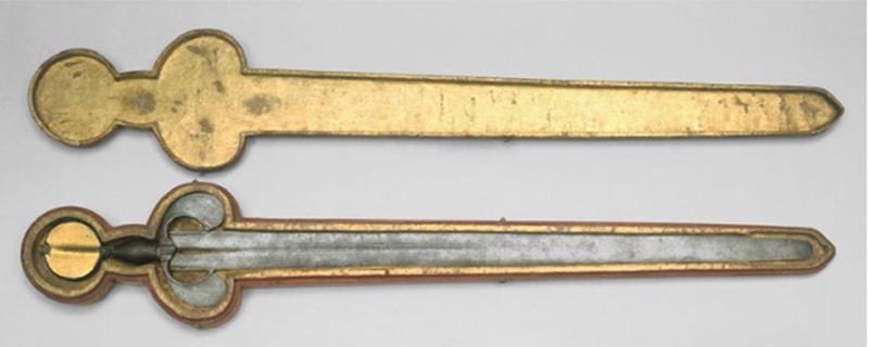 Espada do glorioso rei D. Afonso … e uma caixa p