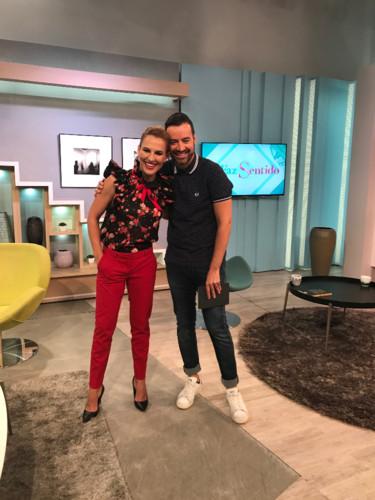 Nuno Matos Cabral e Ana Rita Clara na SIC.JPG