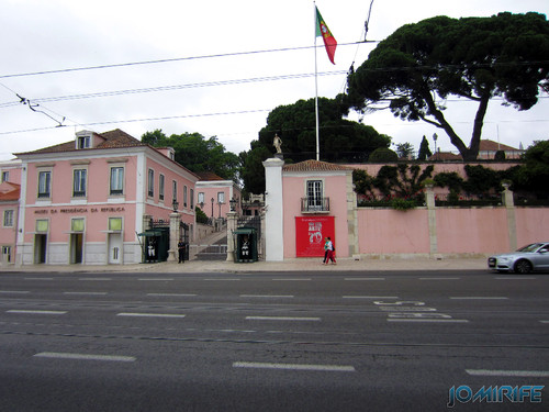 Lisboa - Palácio de Belém (1) [en] Lisbon - Belem Palace