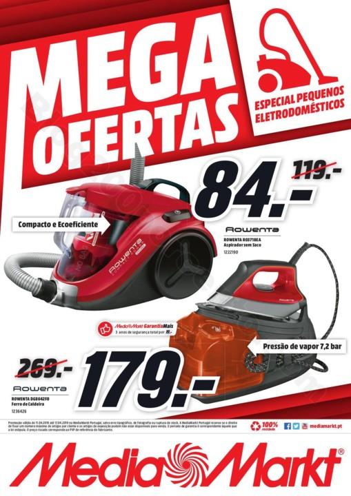 Antevisão Folheto MEDIA MARKT Mega Ofertas extra