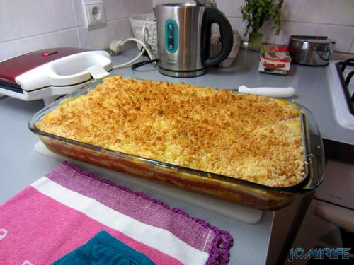 Bimby - Lasanha [en] Lasagna