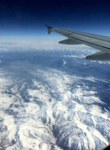 Neve nos Pirineus