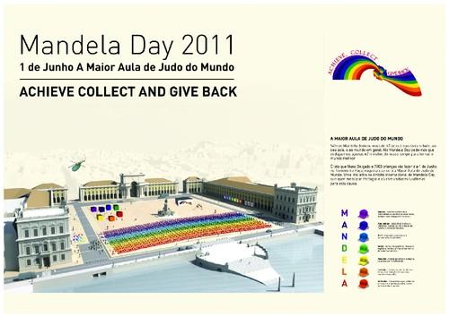 Maior Aula de Judo, Lisboa Jun 2011