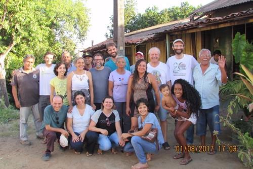 Visita à comunidade de Piquiá de Baixo