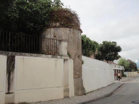 Rua Pedro Monteiro, claraboia onde se juntava a á