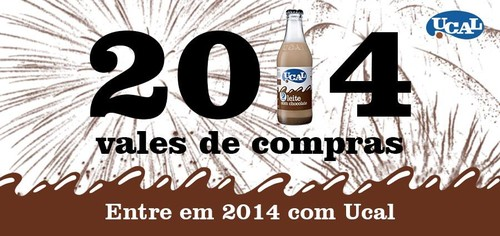 Amostras UCAL - 2014 Vales de desconto 1€  - TERMINOU 16456559_izdtk
