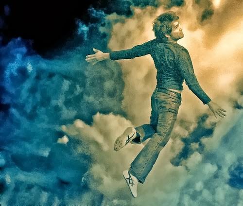 Voar em sonhos