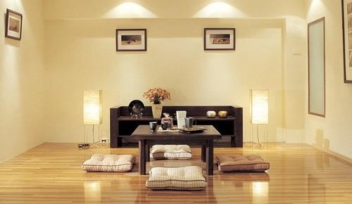 salas de estar de estilo japon s decora o e ideias