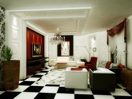 Salas De Estar Luxuosas E Modernas ~ seguir de algumas luxuosas e únicas, salas de estar modernas