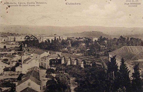 Arcos do Jardim. 1920 c. Coleção Regina Anacleto