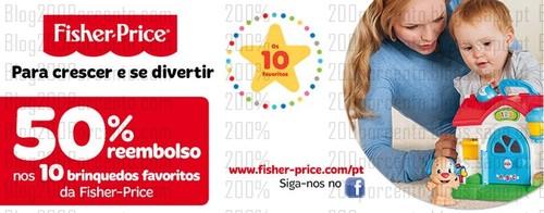 50% de desconto   TOYSRUS   Fisher-Price