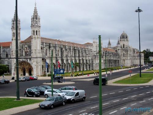 Lisboa - Mosteiro dos Jerónimos (2) [en] Lisbon - Jeronimos Monastery