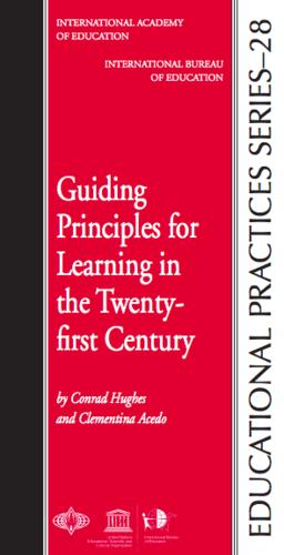 Princípios orientadores para a aprendizagem no século XXI | livreto on