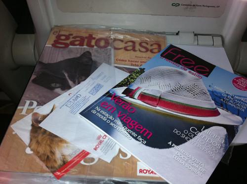 Revista el gato en casa e freeport tralhas gr tis - El gato en casa ...