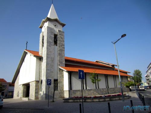 Igreja da Marinha Grande (2) [en] Church of Marinha Grande in Portugal