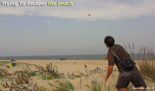 Trying To Escape: the beach - galeria 4