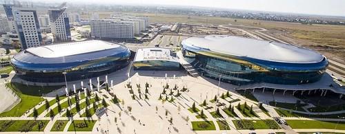 Final Four da UEFA Futsal Cup no Cazaquistão